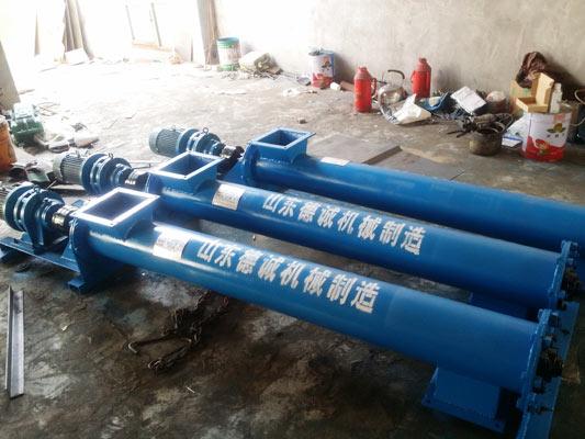 GX250螺旋输送机|螺旋输送机-山东省新泰德诚机械有限公司