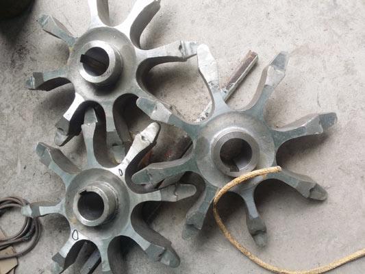 管链输送机不锈钢链轮|管链输送机-山东省新泰德诚机械有限公司