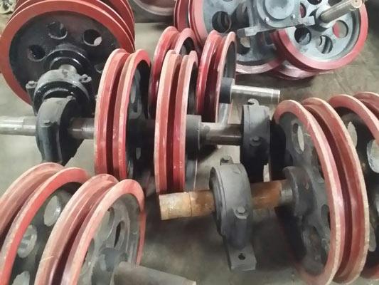 提升机链轮|链轮系列-山东省新泰德诚机械有限公司