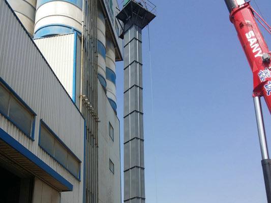 板链提升机|斗式提升机-山东省新泰德诚机械有限公司