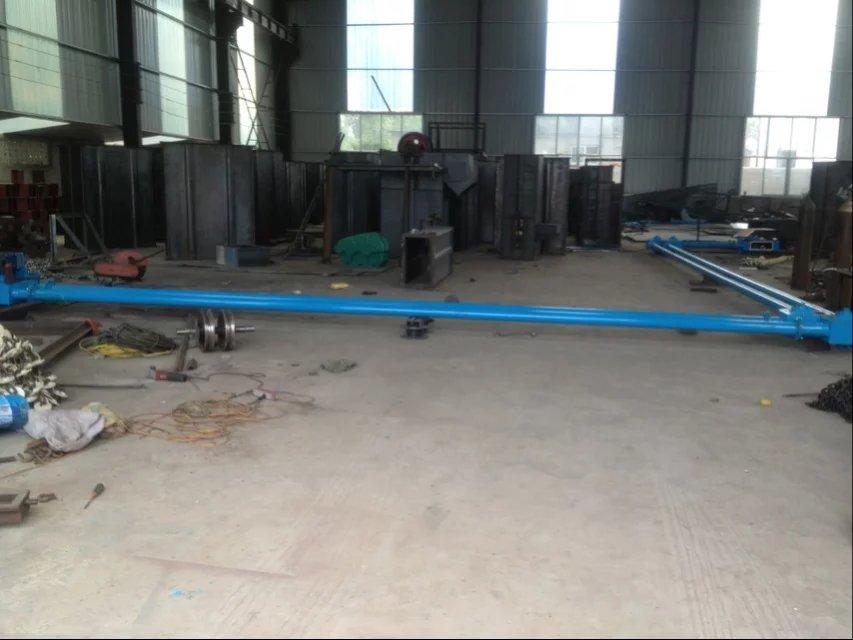新泰德诚厂家直销管链输送机整机以及配件|粉体输送机-山东省新泰德诚机械有限公司