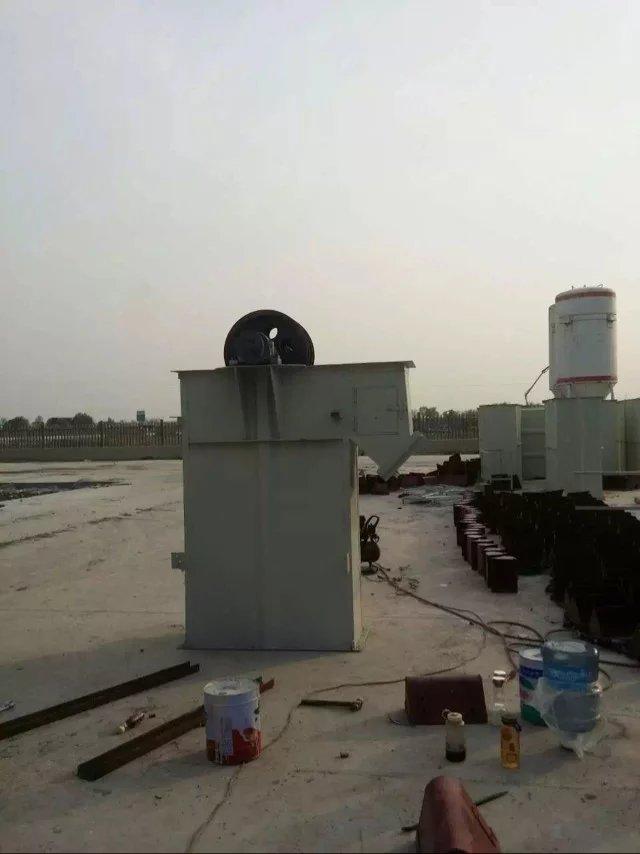 TH环链斗式提升机|斗式提升机-山东省新泰德诚机械有限公司