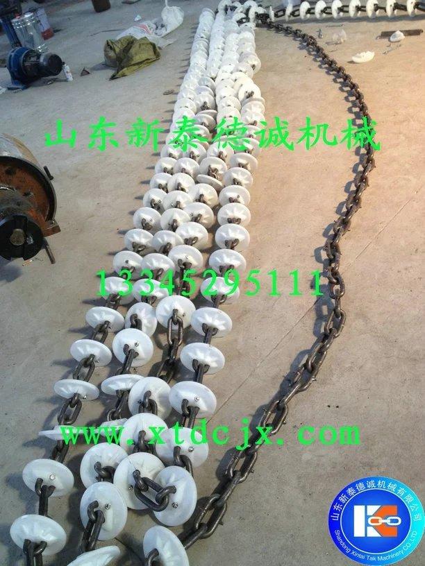 山东新泰德诚管链输送机 分体式管链输送机|粉体输送机-山东省新泰德诚机械有限公司